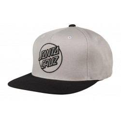 CASQUETTE SANTA CRUZ - OUTLINE DOT SNAP - BACK