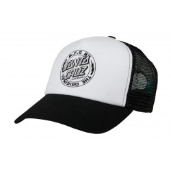 CASQUETTE SANTA CRUZ - VOLTAGE MESH - BLACK