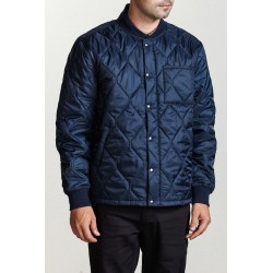 VESTE BRIXTON CRAWFORD JACKET - NAVY