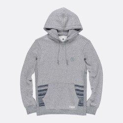 SWEAT ELEMENT CLEMENTE - GREY HEATHER