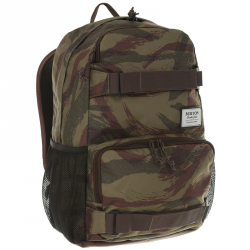 SAC BURTON - TREBLE YELL - BRUSHSTROKE CAMO