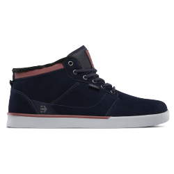 CHAUSSURE ETNIES JEFFERSON MID - NAVY GREY