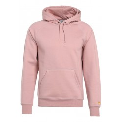 SWEAT CARHARTT HOODED CHASE - SOFT ROSE / GOLD