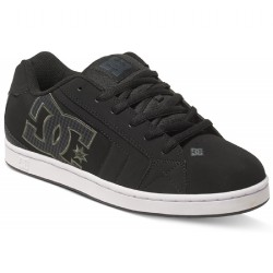CHAUSSURES DC SHOES NET - BLACK BLACK WHITE BLW