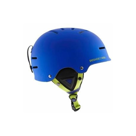 CASQUE DC SHOES DRIFTER HELMET - BLUE