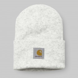 BONNET CARHARTT WIP ACRYLIC WATCH HAT - ASH HEATHER