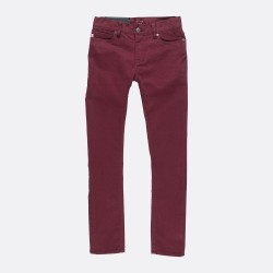 PANTALON ELEMENT E01 BOY COLOR - NAPA RED