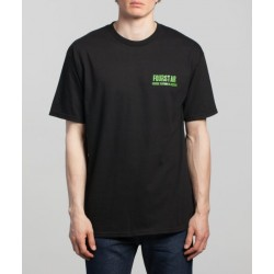 TEE SHIRT FOURSTAR - CORPS STUDIO - BLACK