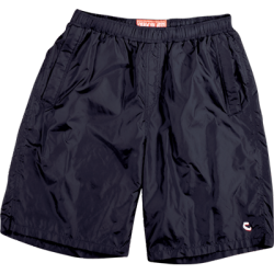 SHORT CHOCOLATE - ENFIELD - BLACK