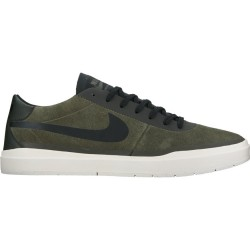 CHAUSSURES NIKE SB BRUIN HYPERFEEL - SEQUOIA / BLACK