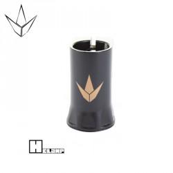 COLLIER BLUNT CLAMP H - BLACK