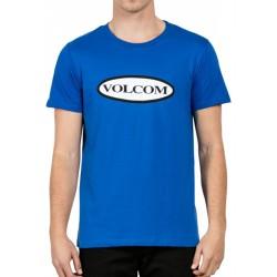 T-SHIRT VOLCOM TRACTOR - BLUE