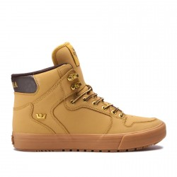 CHAUSSURE SUPRA VAIDER CW - AMBER GOLD LIGHT GUM