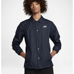 VESTE NIKE SHIELD - OBSIDIAN/BLUE
