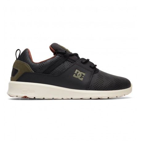 CHAUSSURE DC HEATHROW SE - BLACK/CAMO