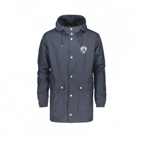 VESTE MAKIA HARBOUR RAIN - NAVY