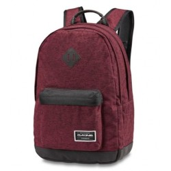 SAC A DOS DAKINE DETAIL - BORDEAUX