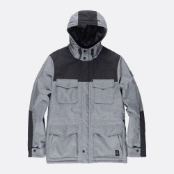 VESTE ELEMENT HEMLOCK - GREY HEATHER