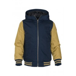 VESTE ELEMENT DULCEY BOY - CANYON KHAKI / ECLIPSE NAVY
