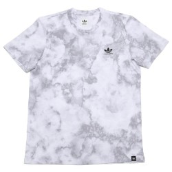 T-SHIRT ADIDAS CLIMA 2.0 QRTZ - WHITE / CLEAR GREY