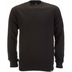 SWEAT DICKIES WASHINGTON CREW - BLACK