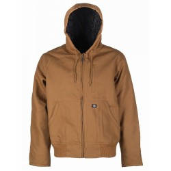 VESTE DICKIES JEFFERSON - BROWN DUCK