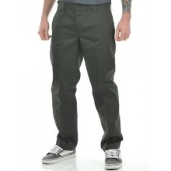 PANTALON DICKIES SLIM STRAIGHT WORK PANT - OLIVE GREEN