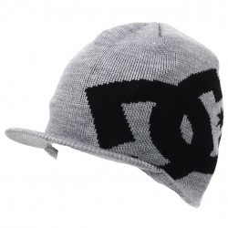 BONNET CASQUETTE DC BIG STAR - GREY