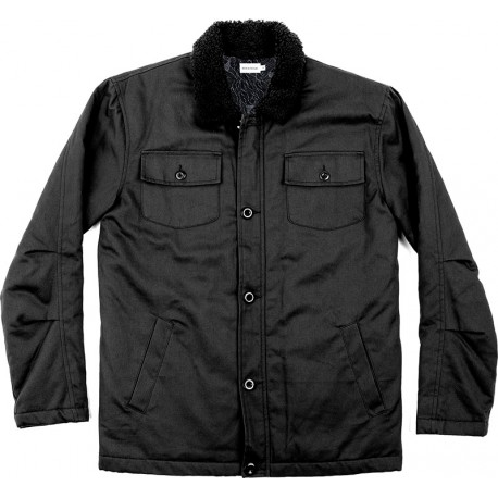 VESTE BASK IN THE SUN CRISTOBAL - BLACK