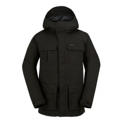 VESTE VOLCOM ALTERNATE INSULATED JACKET - BLACK