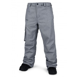 PANT VOLCOM VENTRAL - HEATHER GREY