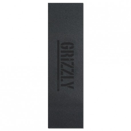 GRIP GRIZZLY STAMP PRINT - BLACK