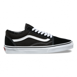 CHAUSSURE VANS OLD SKOOL - BLACK / WHITE