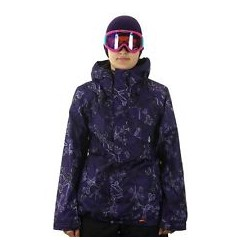 VESTE VOLCOM FEMME GLOBAL JACKET - PURPLE