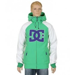 VESTE DC SPECTRUM 13 - EMERALD