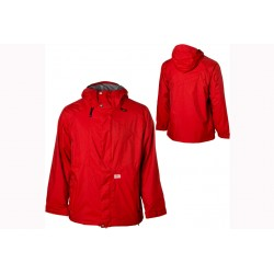 VESTE VOLCOM SHOOTING STONE JACKET - RED