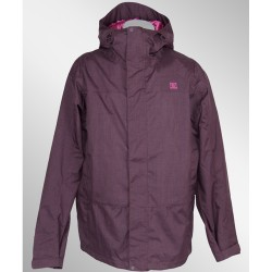 VESTE DC SUMMIT MENS 5K - PLUM