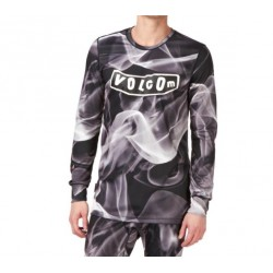 FIRST LAYER VOLCOM RIDING CREW - BLACK