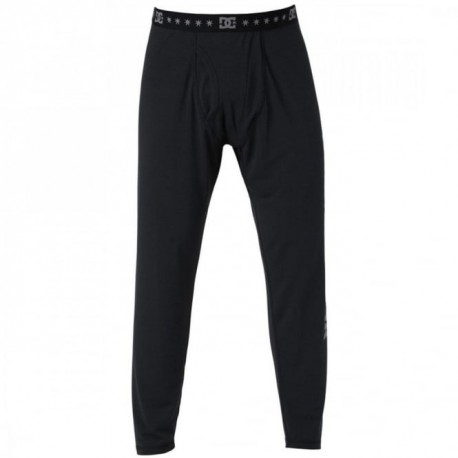 DC SHOES FIRST LAYER DINGY BOTTOM BLACK