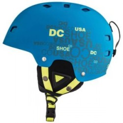 CASQUE DC SHOES UNLEASHED - METHYL BLUE