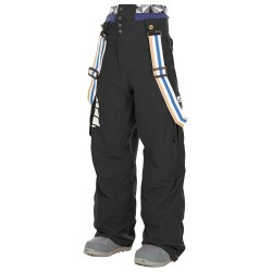 PANTALON SNOW PICTURE PANEL PANT 2018 - BLACK