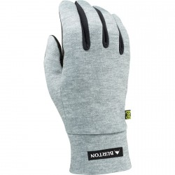 GANTS BURTON TOUCH N GO LINER '20 - HEATHERED GREY