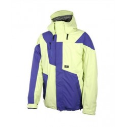 VESTE VOLCOM TYPE 1 - PURPLE/GREEN