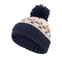 BONNET PICTURE ORGANIC SANFORD - DARK BLUE