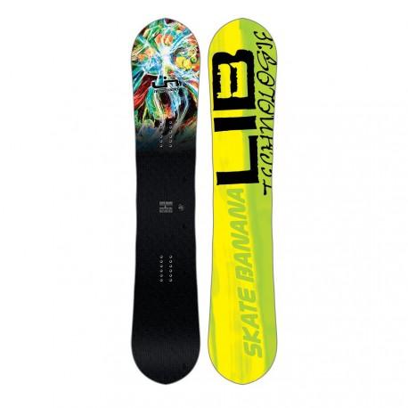 SNOWBOARD LIB TECH SK8 BANANA 2018 PARILLO - BTX