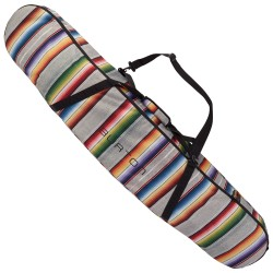 HOUSSE BURTON SPACE SACK - BRIGHT SINOLA STRIPE