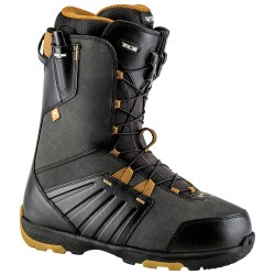 BOOTS NITRO THUNDER TLS 2018 - BLACK / WHISKEY