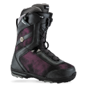 BOOTS FEMME NITRO MONARCH TLS 2018 - BLACK / PURPLE