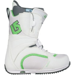 BOOTS BURTON BOOTIQUE - WHITE/GREEN