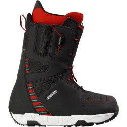 BOOTS BURTON MOTO - BLACK/WHITE/MULTI